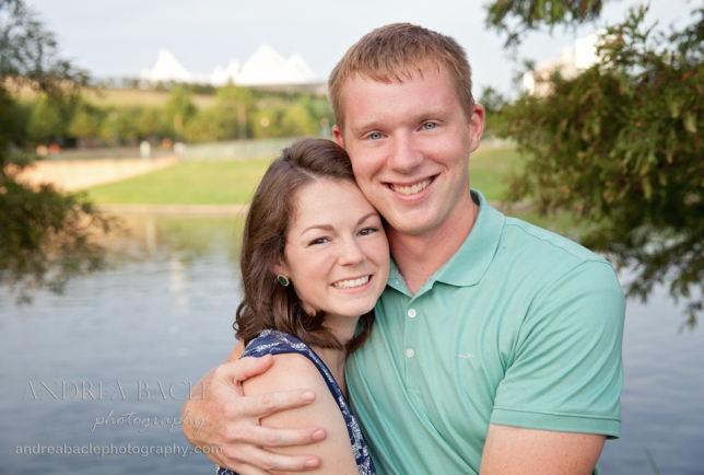 the woodlands waterway engagement photographer