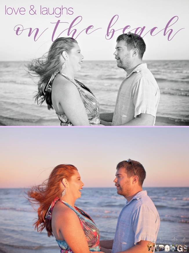 anniversary couple beach session andrea bacle